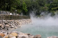 Các suối nước nóng tuyệt vời để chạy trốn mùa Đông
