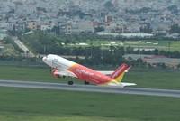 """Vietjet được vinh danh """"Dịch vụ hàng không uy tín chất lượng 2016"""""""