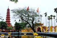 Chùa Trấn Quốc được bình chọn top những ngôi chùa đẹp nhất thế giới