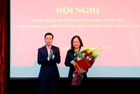 Triển khai quyết định nhân sự của Bộ Chính trị, Tỉnh ủy Quảng Ninh