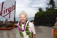 Một ngày của tỷ phú Richard Branson