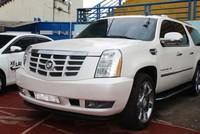 'Khủng long' Cadillac Escalade 2007 giá 1,2 tỷ tại Việt Nam