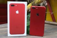 Phiên bản màu đỏ không làm iPhone 7 hút khách hơn