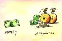 Tiền bạc mua được hạnh phúc thế nào