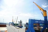 Hoàn thành mở rộng cảng Chu Lai, tiếp nhận 60.000 tấn hàng hóa cùng lúc