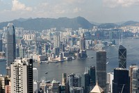 Bất động sản Hong Kong tiếp tục tăng giá