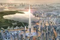 Dubai tăng tốc xây tháp cao nhất thế giới