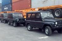 UAZ Hunter bản máy dầu đầu tiên về Việt Nam