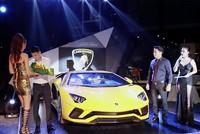 Lamborghini Aventador S đầu tiên tại Việt Nam có giá hơn 45 tỷ đồng