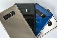 Galaxy Note8 chưa bán đã khan hàng ở Việt Nam