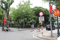 Hình ảnh: Các tuyến phố đi bộ quanh Hồ Hoàn Kiếm trước giờ G