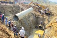 Trách nhiệm vỡ ống nước Sông Đà, có tên nhưng không có… tội!