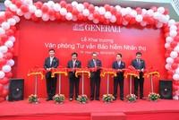 Generali Việt Nam khai trương văn phòng tại Vĩnh Long