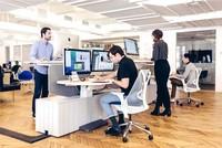 Cải thiện sức khỏe nhờ đứng làm việc