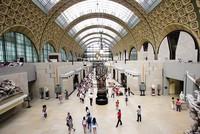 Thưởng ngoạn nghệ thuật trên đường sắt tại Pháp