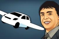 Ô tô bay - giấc mơ của ông chủ Google