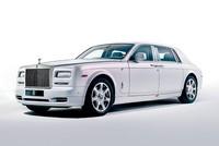 Bóng hồng phía sau mẫu xe đẹp nhất Rolls Royce
