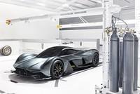 """AM-RB 001- """"Át chủ"""" bí ẩn của Aston Martin"""