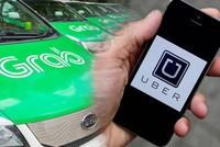 """Bộ Tài chính """"bác"""" thẳng việc Uber, Grab được ưu đãi thuế so với taxi truyền thống"""