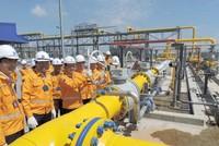 PV GAS đón dòng khí đầu tiên vào Tiền Hải – Thái Bình