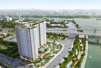 Riva Park bán hơn 100 căn hộ khi vừa ra mắt