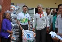 DPM hỗ trợ 5 tỷ đồng cho nông dân bị ảnh hưởng nặng nề bởi thiên tai