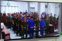 6 cựu quan chức đường sắt lĩnh án 52 năm tù giam