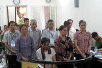 Giảm án cho các bị cáo trong vụ nấu cháo tại sân UBND xã Liên Hiệp, huyện Phúc Thọ