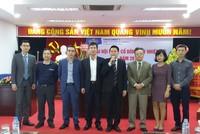 Hai lãnh đạo của VC3 tham gia Hội đồng quản trị VC7