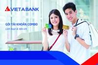 VietABank triển khai gói tài khoản Combo