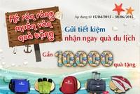 VietBank ưu đãi cho khách hàng gửi tiết kiệm