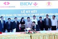 BIDV và Techcombank tài trợ hơn 6.000 tỷ đồng cho Xi Măng Sông Lam