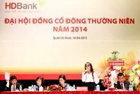 HDBank sẽ niêm yết trong 2015 nếu thị trường thuận lợi