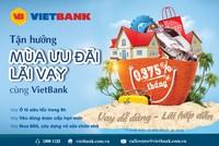 VietBank ưu đãi lãi suất cho vay