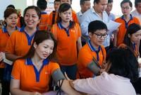 DongA Bank tổ chức chương trình hiến máu nhân đạo