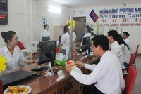Ngày 14/7, SouthernBank thông qua kế hoạch sáp nhập vào Sacombank
