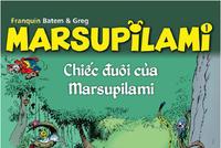 Truyện tranh Marsupilami đã trở lại Việt Nam