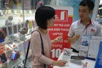 Gần 70% khách hàng vay vốn mua điện thoại di động
