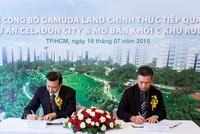Gamuda Land chính thức tiếp quản Dự án Celadon City