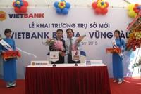 VietBank Bà Rịa - Vũng Tàu khai trương trụ sở mới