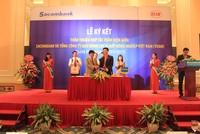 Sacombank ký hợp tác với VEAM