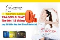Nam A Bank ưu đãi cho chủ thẻ tín dụng