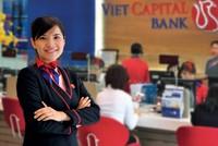 Viet Capital Bank tuyển dụng nhiều vị trí nhân sự