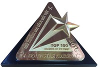 Sacombank nhận giải Sao Vàng Đất Việt 2015