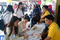 Nam A Bank đồng hành cùng ngày hội tuyển dụng 2015