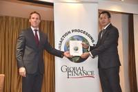 Sacombank nhận giải Ngân hàng cung cấp ngoại hối tốt nhất tại Việt Nam 2015