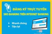 Eximbank triển khai dịch vụ đăng ký SMS Banking trực tuyến