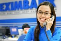 Eximbank tặng lãi suất cho khách hàng gửi tiền