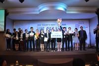 Viet Captial Bank đồng hành cùng quán quân Today's Voice Contest 2015