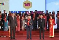 VietBank nhận giải thưởng thương hiệu mạnh